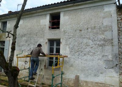 Bio Bâtisse : Maçonnerie traditionnelle